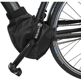 NC-17 E-Bike Cover Set 1 x Down Tube 1 x Engine, black